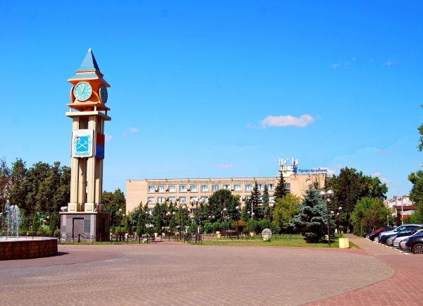 Офисное здание Комсомольская, 59