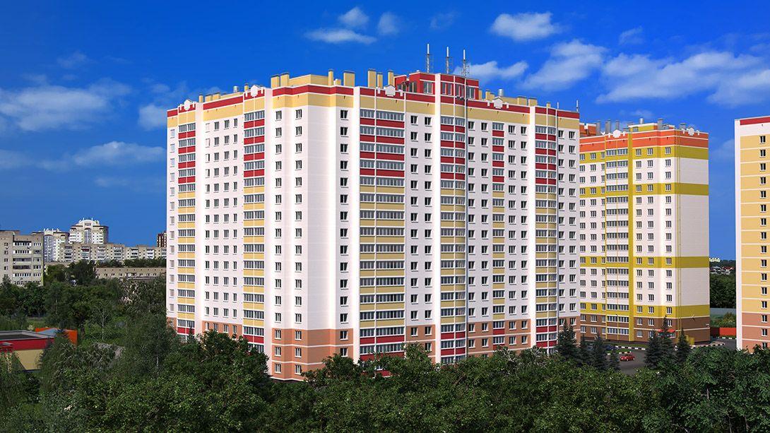 жилой комплекс Андриановский