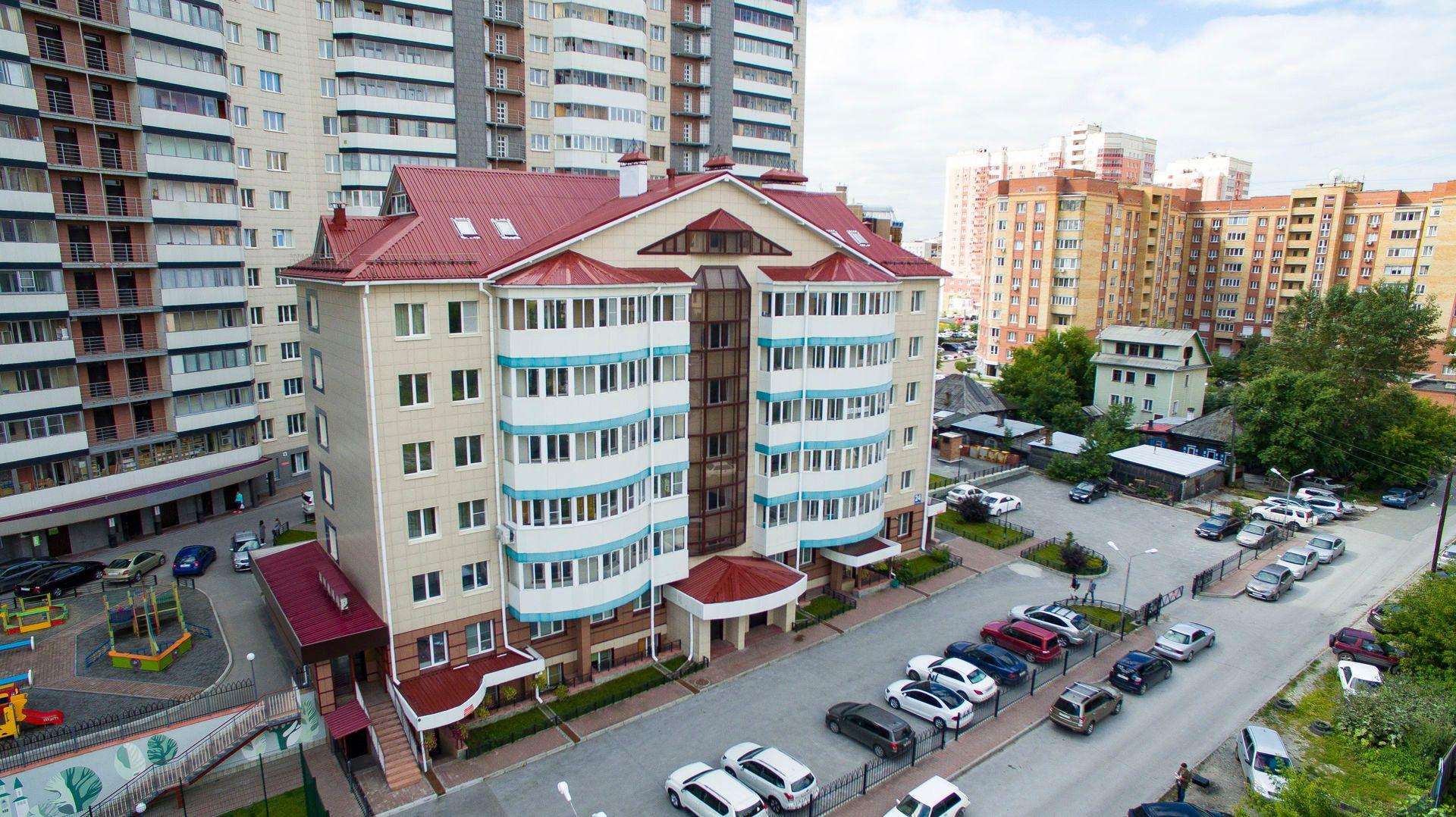 жилой комплекс Родонит