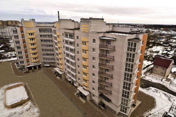 1-я Фотография ЖК «ул. Маловишерская»