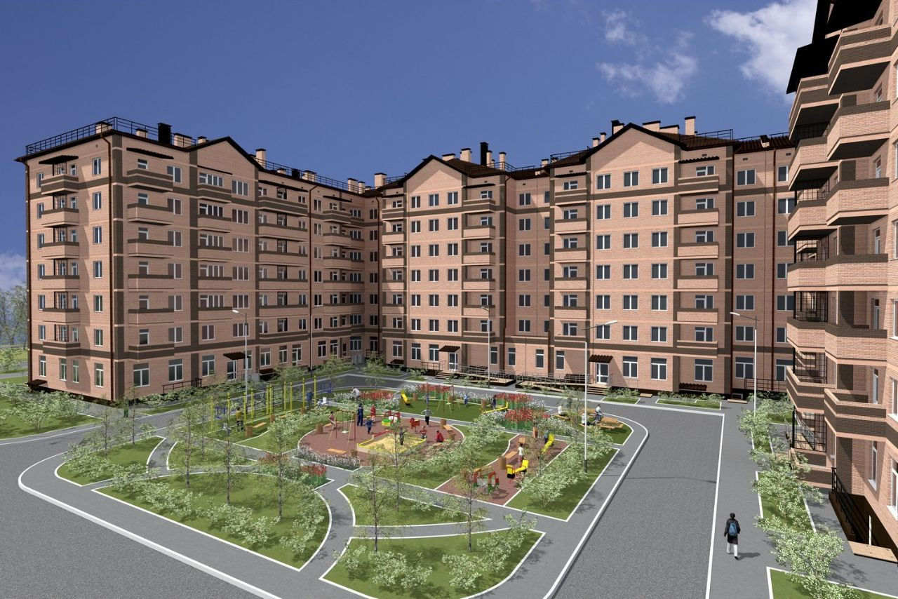 жилой комплекс Сокол на Батуринской
