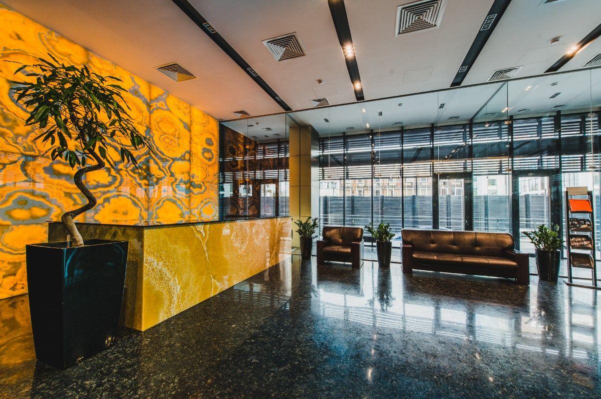 Бизнес Центр Manhattan (Манхеттен)