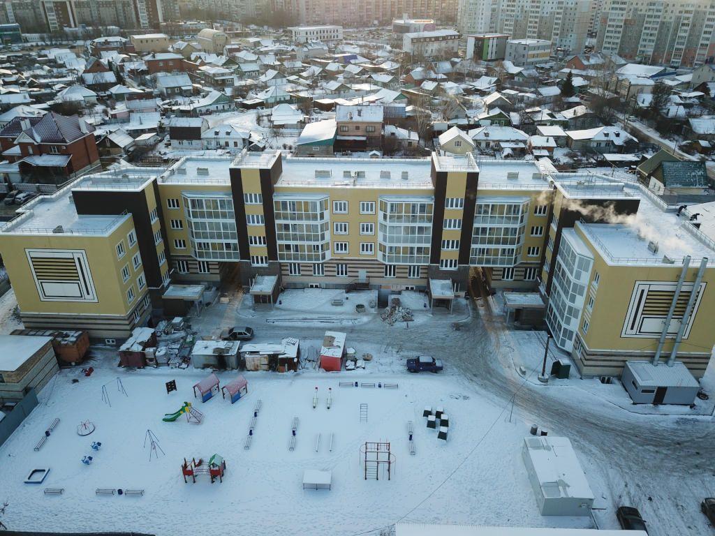 жилой комплекс На Ижевской