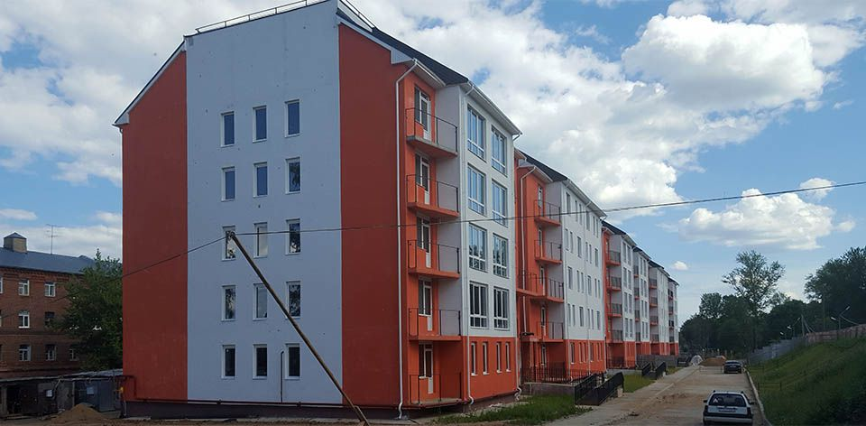 купить квартиру в ЖК На Бусалова