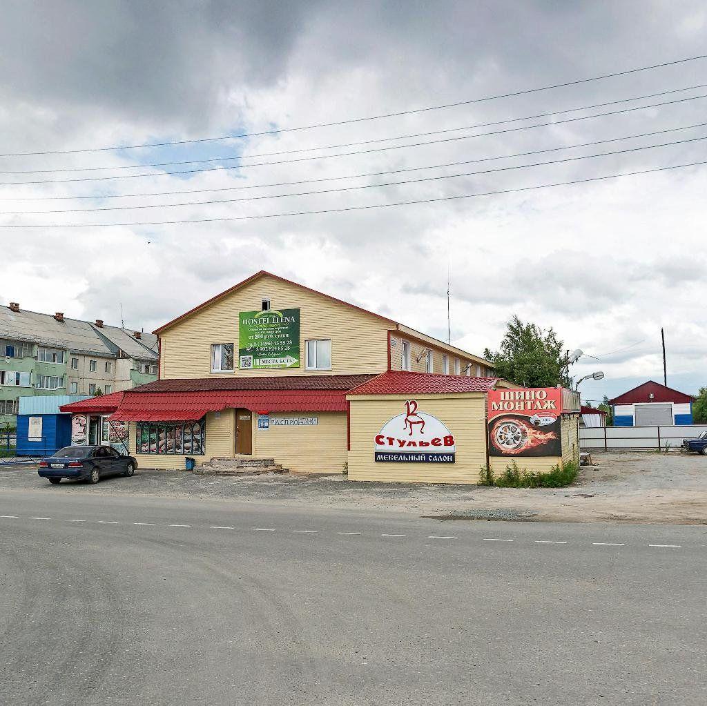 Торговом центре на ул. Магистральная, 6А