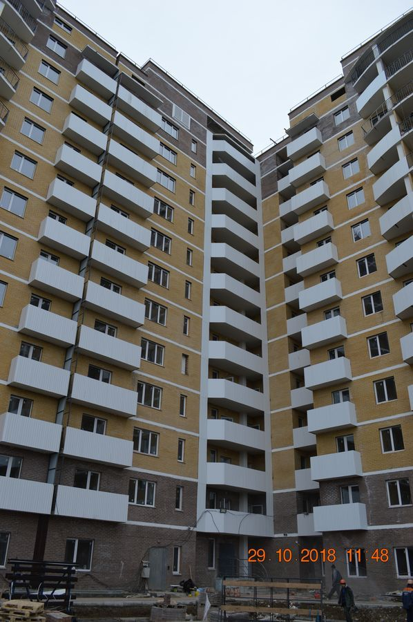 жилой комплекс по ул. Кирова 118