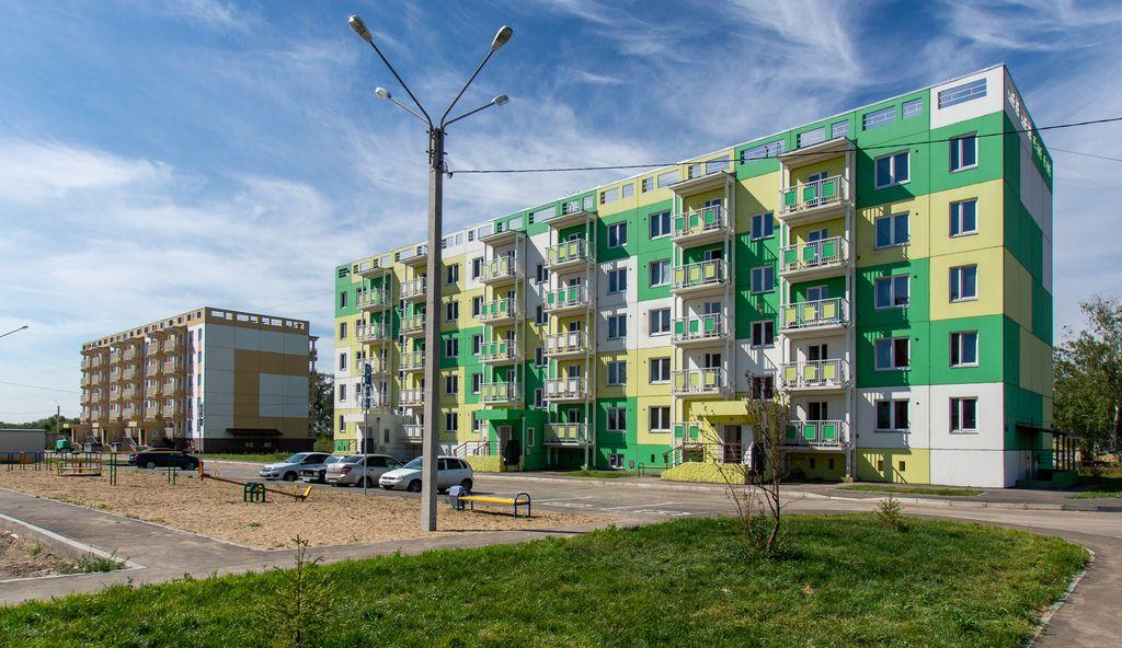 жилой комплекс Чередовый