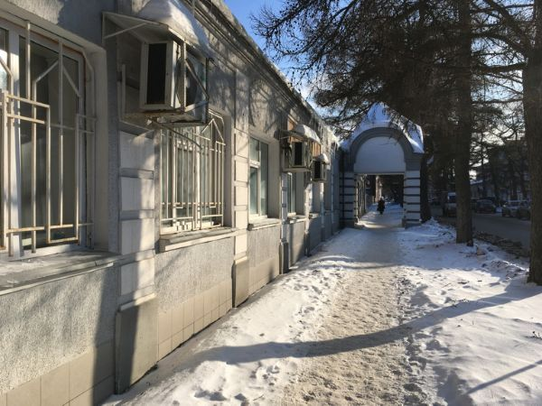 Офисно-складской комплекс на ул. Петрова, 10