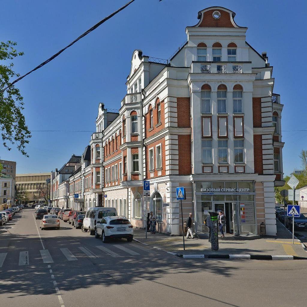 продажа помещений в БЦ на ул. Щипок, 11с1