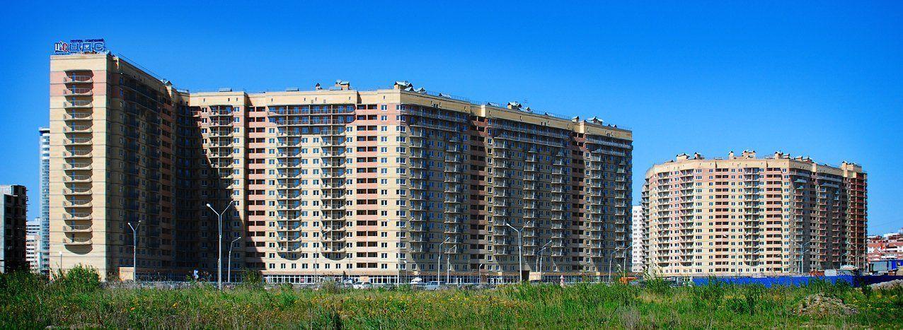 купить квартиру в ЖК ЦДС Юнтоловский