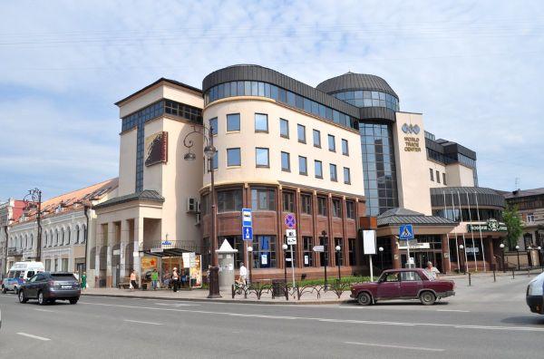 Бизнес-центр СНП-центр
