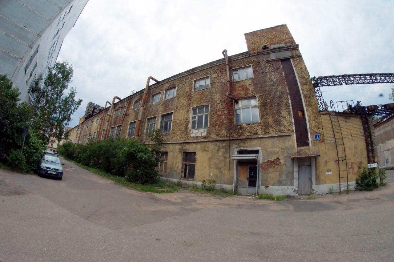 Аренда и продажа офисов в здании ниидар найти помещение под офис Марьинская Большая улица