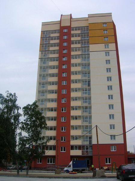 4-я Фотография ЖК «Дом на Сыромолотова»