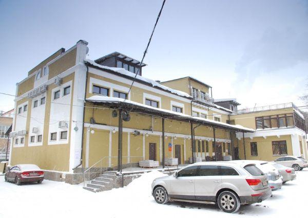 Административное здание в 1-м Можайском тупике, 8Ас1