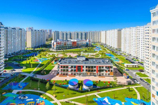 1-я Фотография ЖК «Город-парк Первый Московский»
