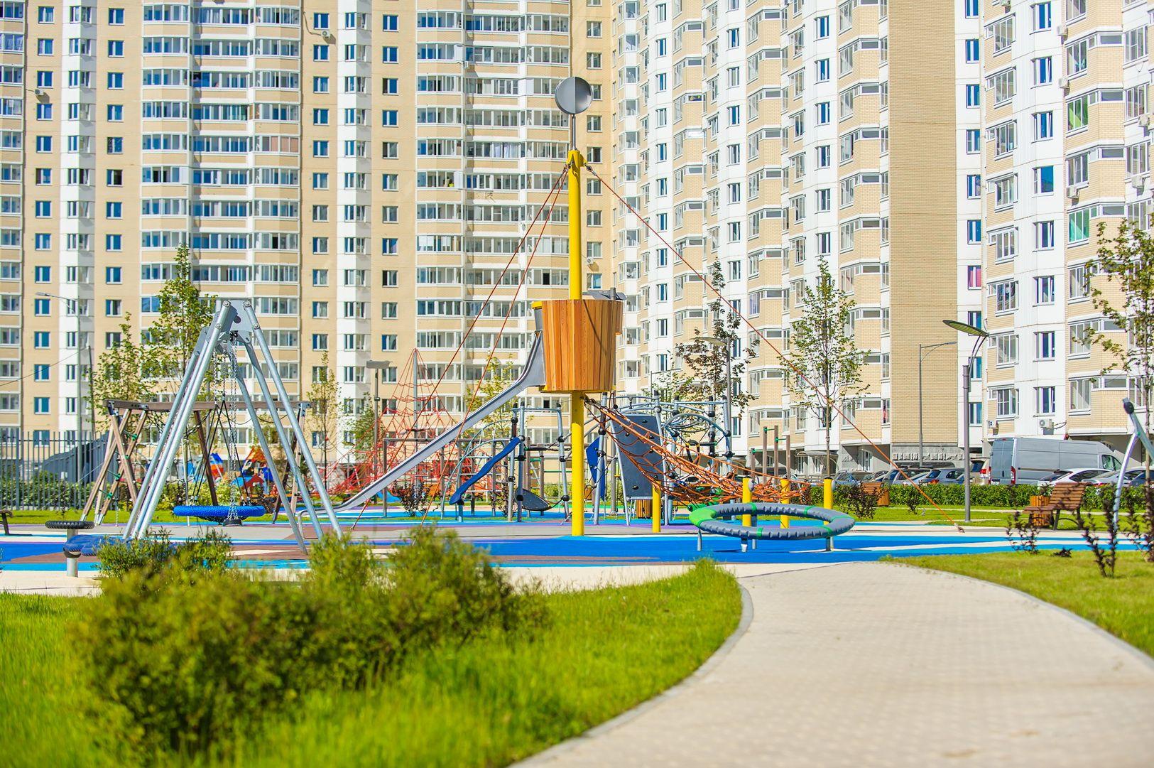 продажа квартир Город-парк Первый Московский