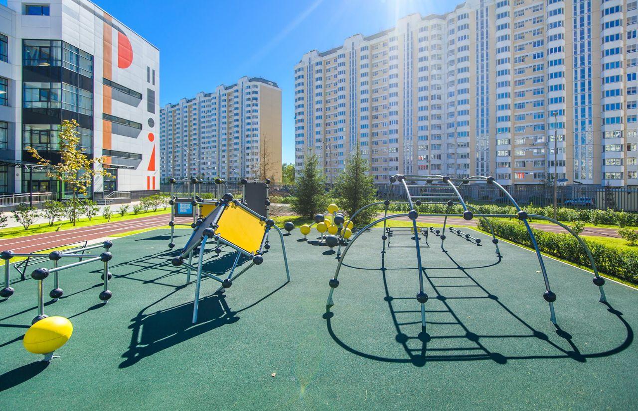 жилой комплекс Город-парк Первый Московский