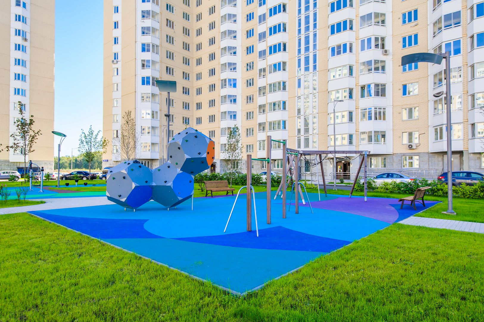 фото ЖК Город-парк Первый Московский