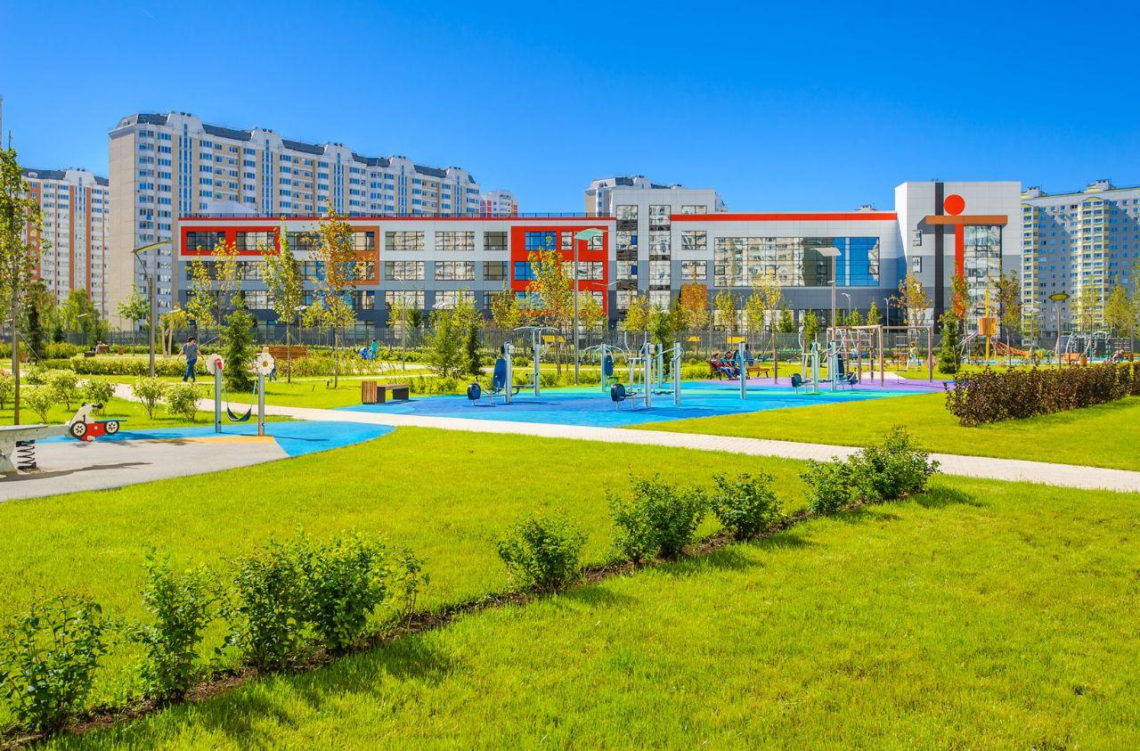 ЖК Город-парк Первый Московский
