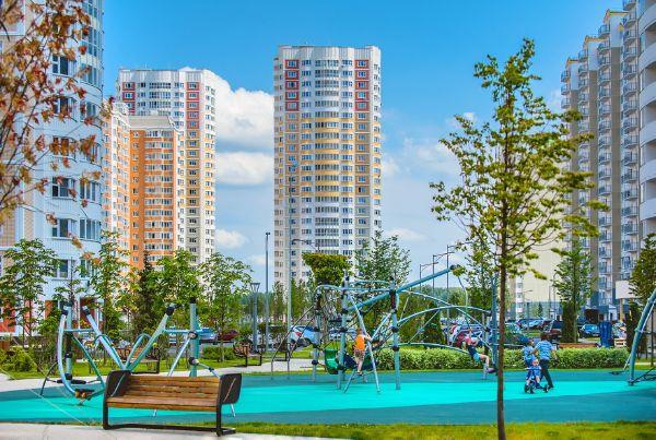 13-я Фотография ЖК «Город-парк Первый Московский»
