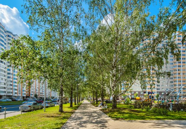 22-я Фотография ЖК «Город-парк Первый Московский»