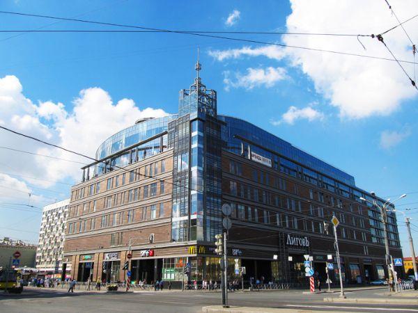 Торгово-развлекательный центр Лиговъ