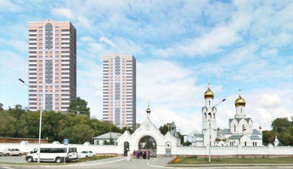 1-я Фотография ЖК «Приморский»