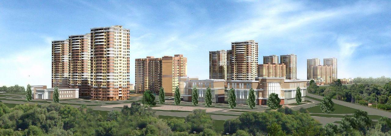 жилой комплекс Маргелова-3