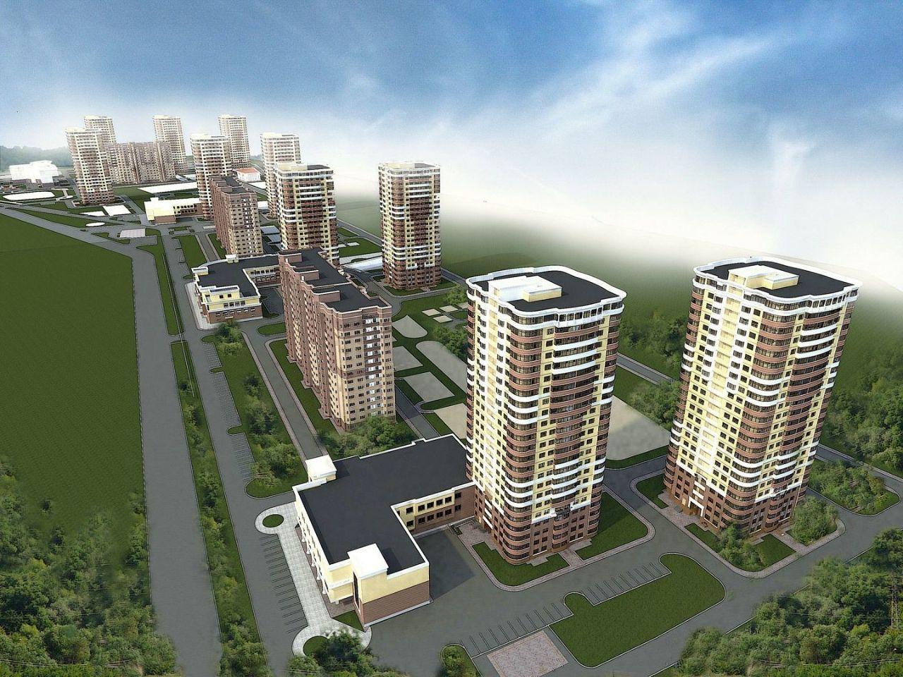 продажа квартир Маргелова-3