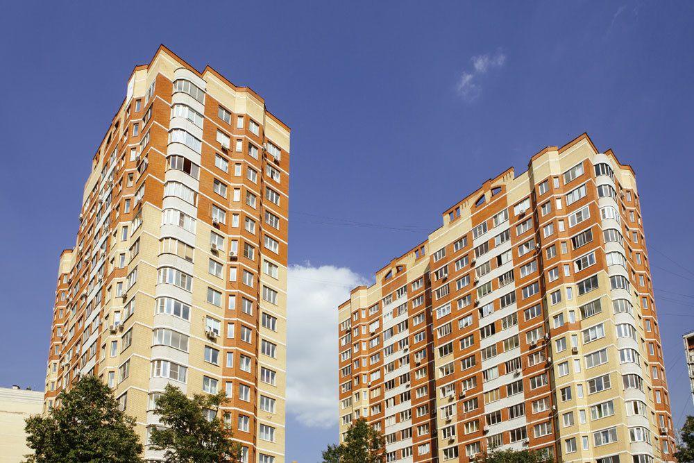 ЖК на Октябрьском проспекте