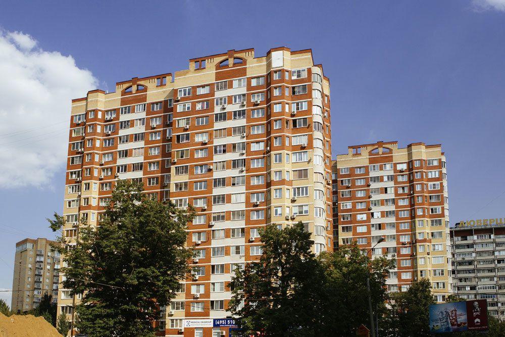 фото ЖК на Октябрьском проспекте