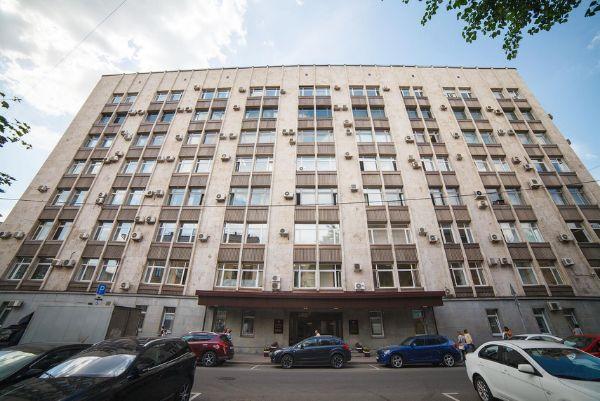 Офисное здание на ул. 2-я Тверская-Ямская, 16