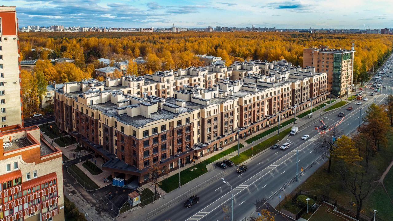 купить квартиру в ЖК Сосновка
