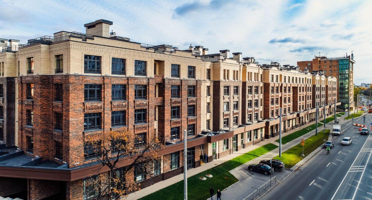 жилой комплекс Сосновка