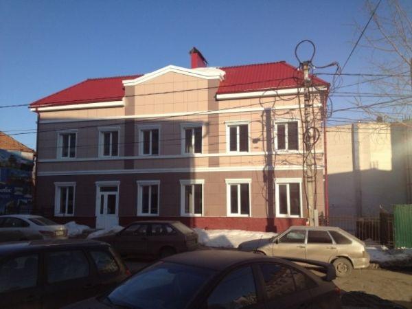 Отдельно стоящее здание на ул. Федерации, 20А