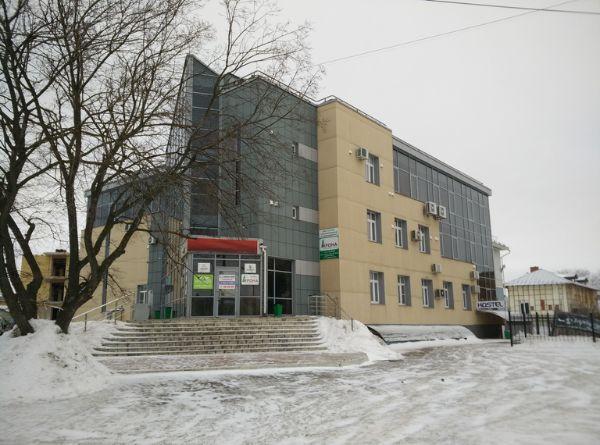 Бизнес-центр на Пречистенской набережной, 34А