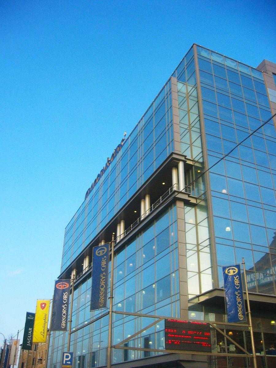 Бизнес Центр Gregory's Palace (Грегорис Палас)