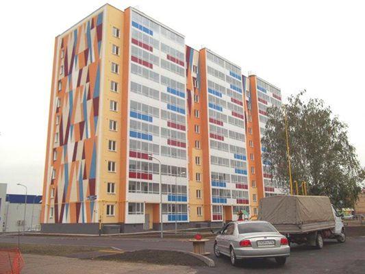 3-я Фотография ЖК «пр. Московский, 122А»