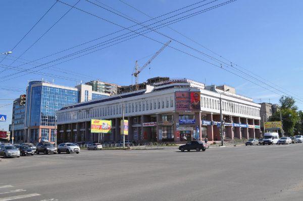 Офисное здание на ул. Маршала Жукова, 25