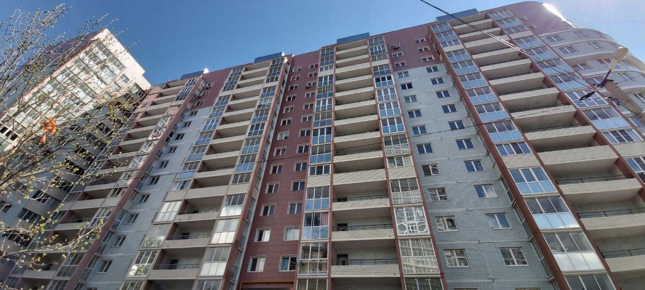 ЖК 1-я улица Трусова, 2