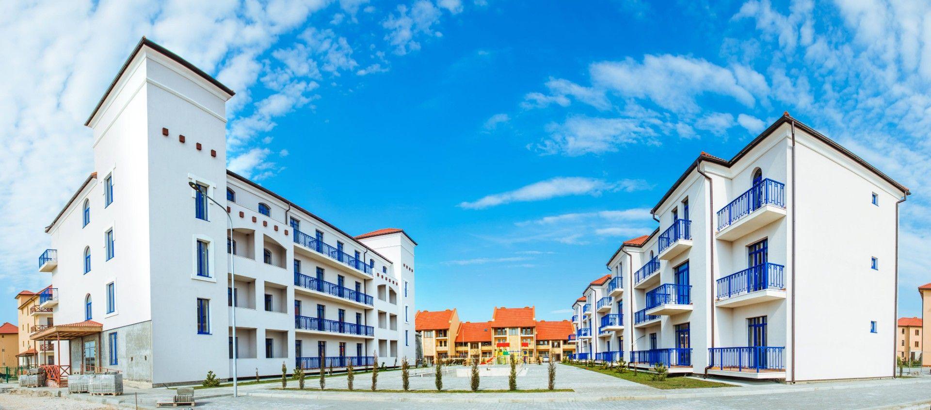 купить квартиру в ЖК Итальянская деревня в Крыму