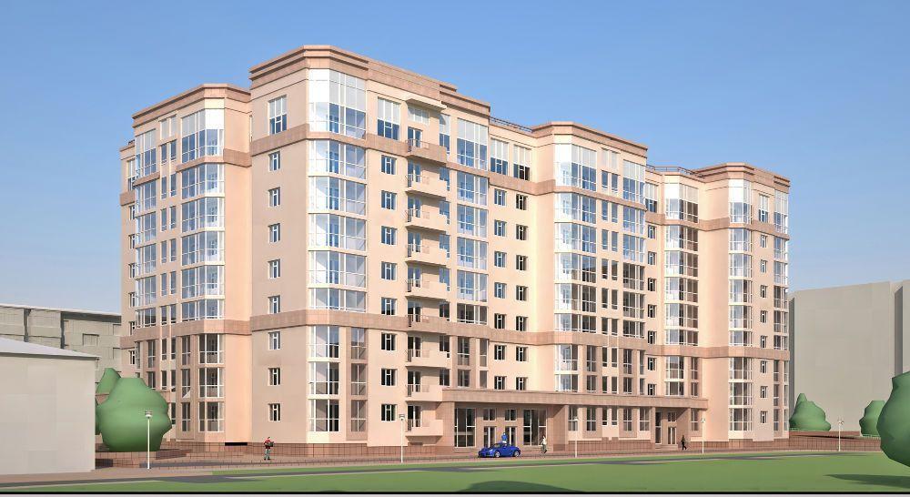 купить квартиру в ЖК по ул. Ставского