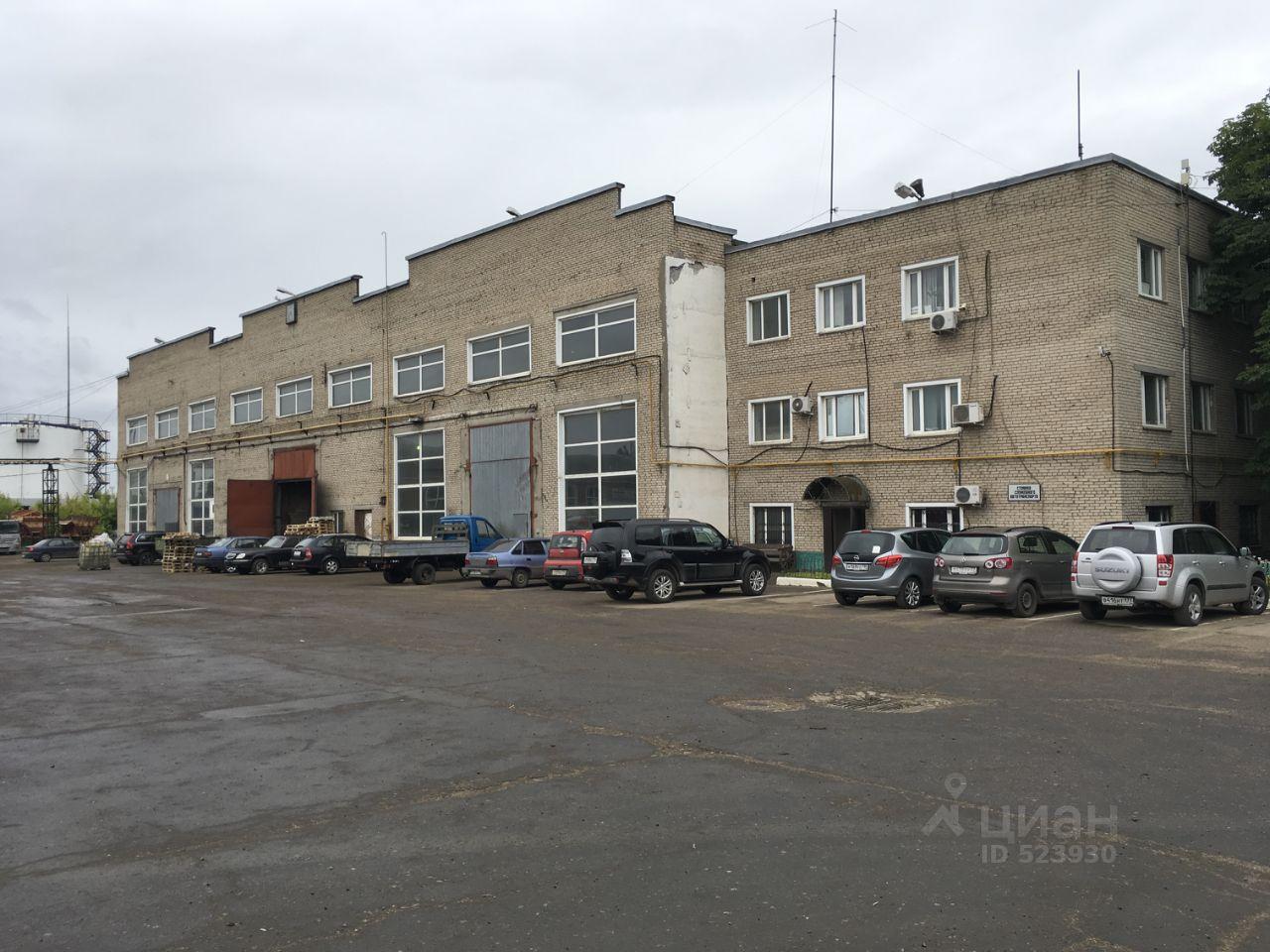 Продаю помещение под производство 6716м² Нефтебазовский проезд, 7, Подольск, Московская область м. Аннино - база ЦИАН, объявление 194212739