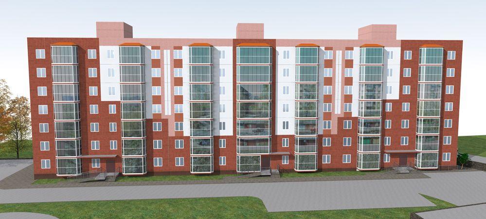 жилой комплекс На Танковой