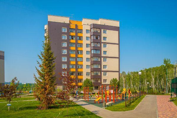 1-я Фотография ЖК «Молодежная 3»