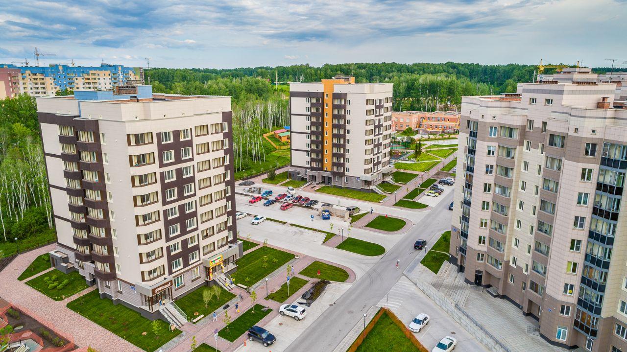 купить квартиру в ЖК Молодежная 3