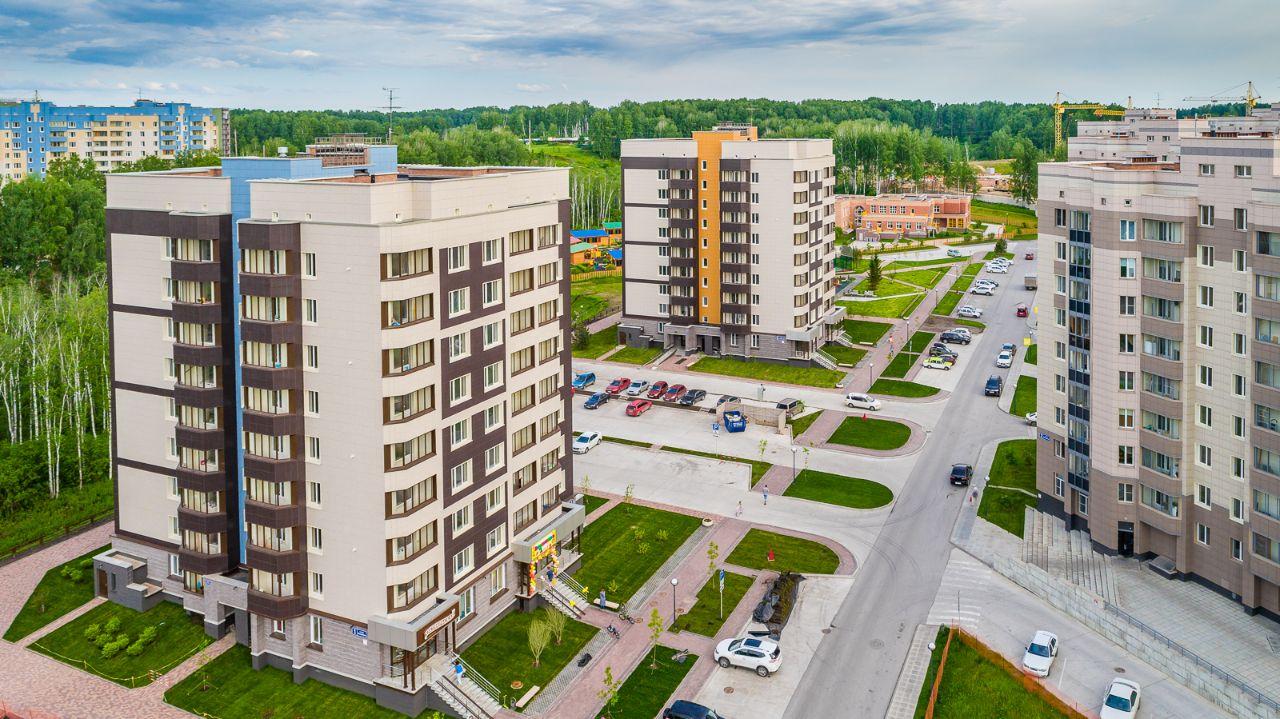 жилой комплекс Молодежная 3