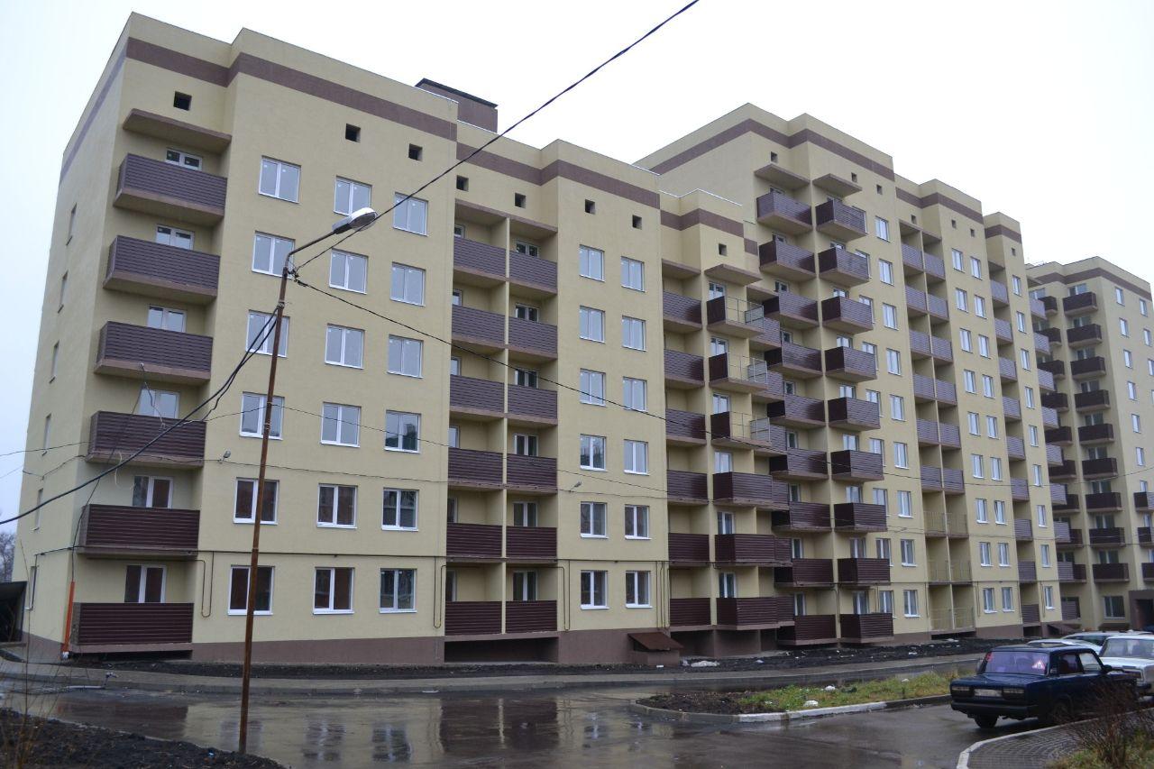 жилой комплекс Северо-Запад