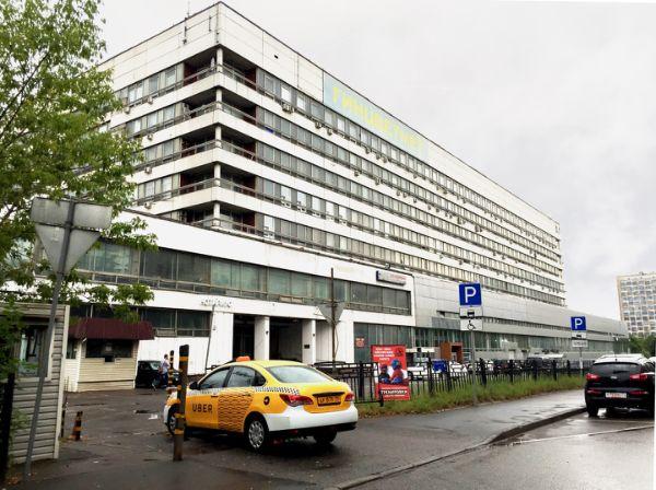 Аренда офиса в торговом центре силуэт Москва офисные помещения под ключ Новая улица