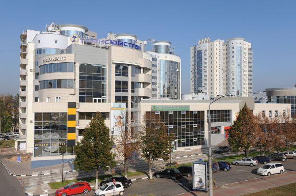 Бизнес-центр Владимирский